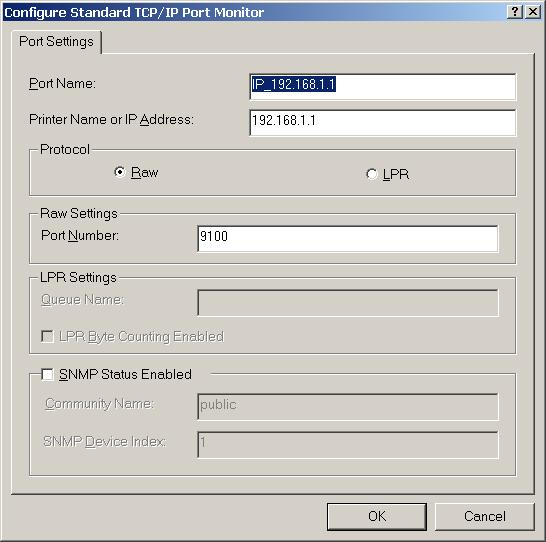 how to add wsd port printer
