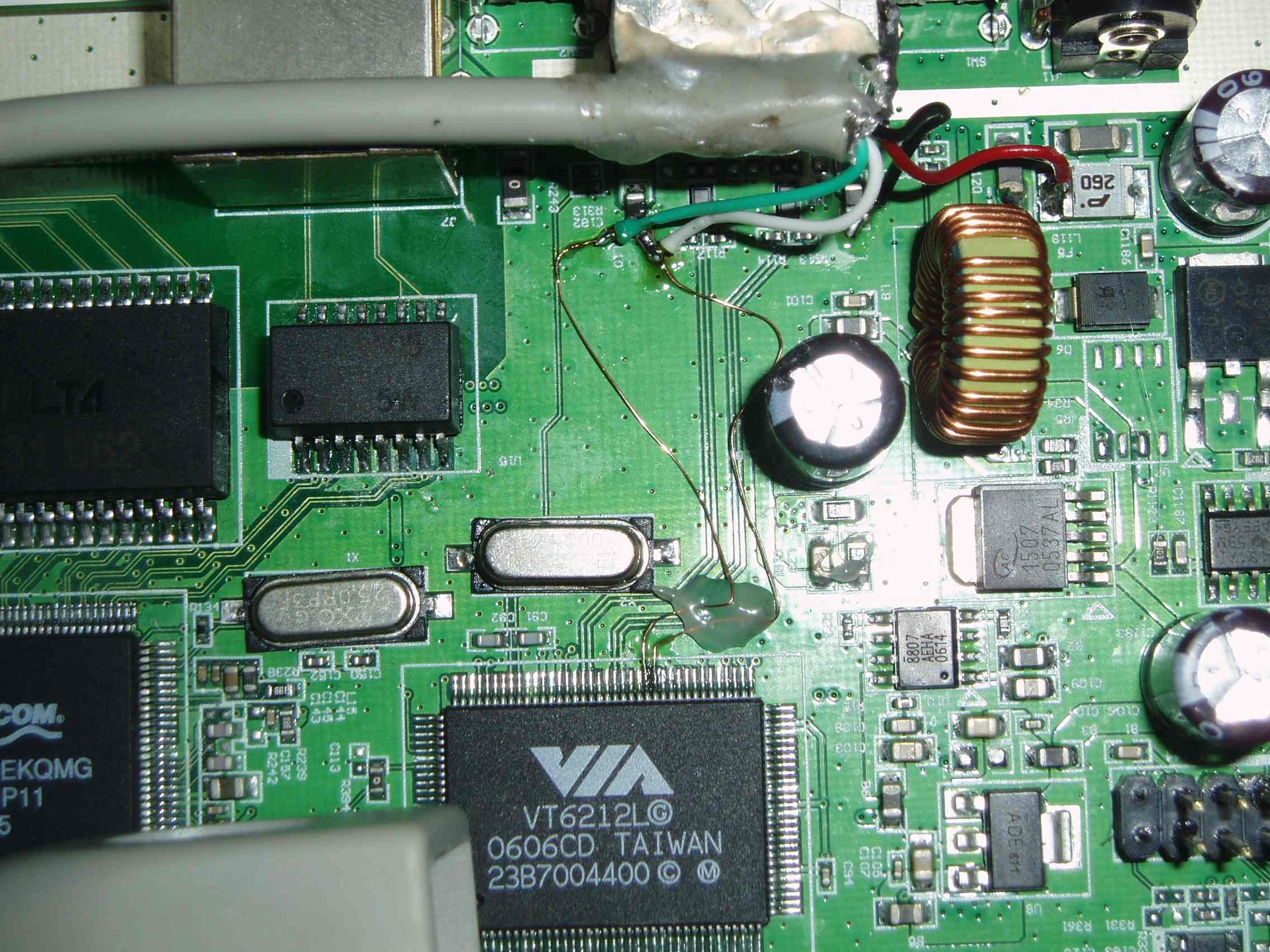 VIA CARTE PCI VT6212L DRIVER TÉLÉCHARGER